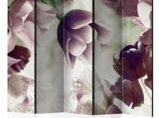 Paraván - Heavenly tulips II [Room Dividers]